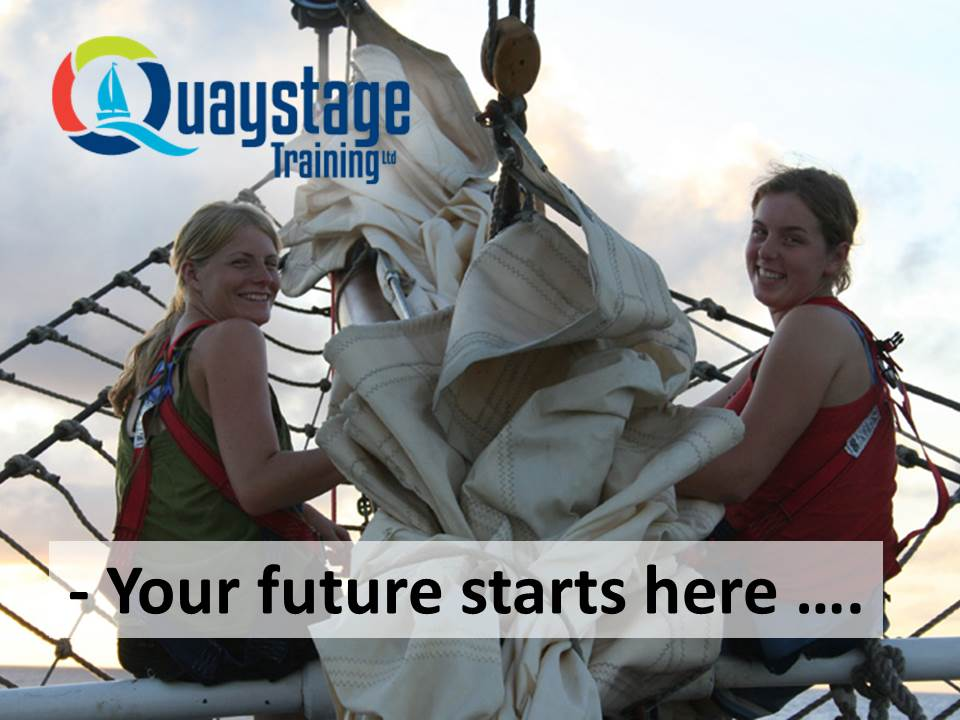 Quaystage - Your future starts here