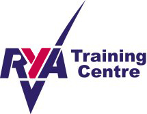 RYA Training Centre Logo (2 Colour) Small