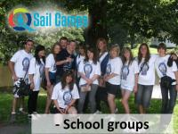 Sail Camp - School Groups