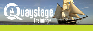 quaystage training white