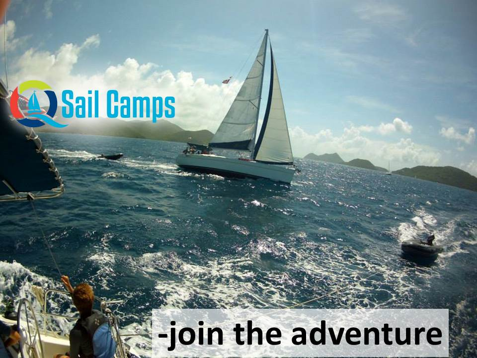 sail camps - join the adventure
